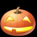 pumpkin, jack o lantern, halloween, smile icon