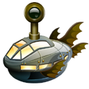 , Nautilus icon