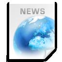 Location, News icon