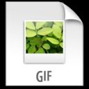 z File GIF icon