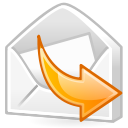 ok, letter, next, arrow, yes, mail, message, email, right, forward, envelop, correct icon
