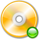 cdwriter,mount icon