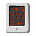 document, file, paper, lava icon