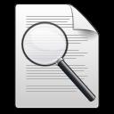 Find, Gtk icon