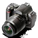 Camera, Nikon, Photography icon