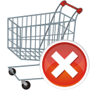 Cart, Remove, Shopping icon