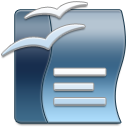 Openoffice, Writer icon