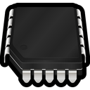 motherboard, chip, memory, processor, ram icon