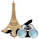 search, find, seek, torreeiffel icon