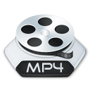 Mp, Video icon