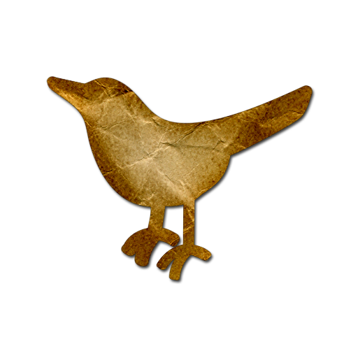 social, animal, social network, twitter, bird, sn icon