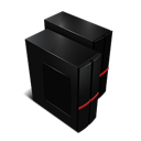 offline, hosting, network icon