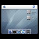 Desktop, Graphite icon
