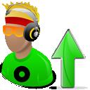 Favorites, Up icon