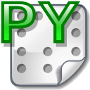 source py icon