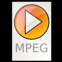 audio, mpeg, video, mpg icon