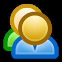 profile, person, people, user, account, human icon