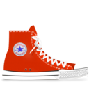 converse,red icon