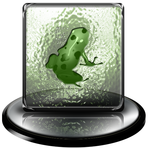 vuze, classic, green icon