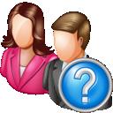 help, accounts, user icon