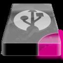 Drive 3 pp external usb icon