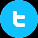 twitter logo letter, blue twitter, twitter logo, twitter icon