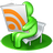 feed, reader, rss, green, subscribe icon