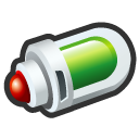 bin, recycle, empty, blank icon