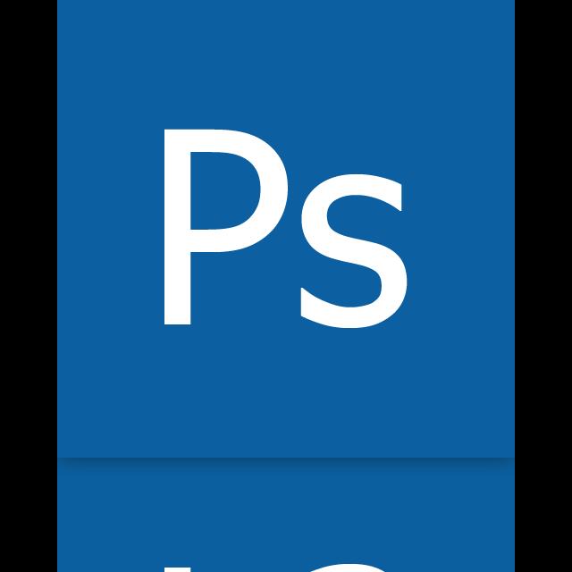 photoshop, adobe, mirror icon