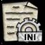 gnome, text, file, document, ini, mime icon