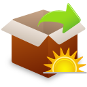 Extract todays changes icon
