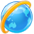 earth, browser, world icon