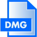 dmg,file,extension icon