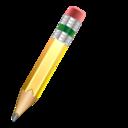 pencil,edit,pen icon