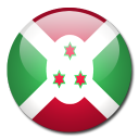 country, flag, burundi icon
