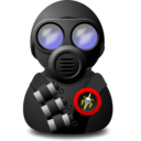 Gas Soldier icon