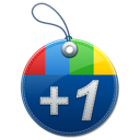 Google, One, Plus, Tag icon