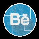 behance, socialnetwork, be, social network, social icon