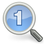 Gnome, Original, Zoom icon