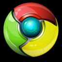 Chrome, Google, Standard icon