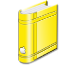 bookyellow icon