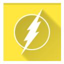 flash, the icon