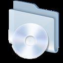 cd,folder,disc icon