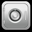 safe backup icon