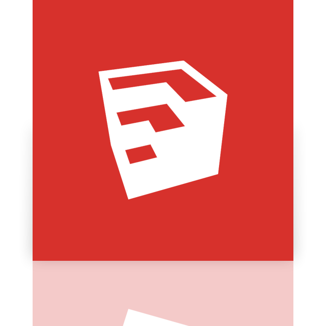 google, sketchup, mirror icon