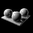 Silver Spheres icon