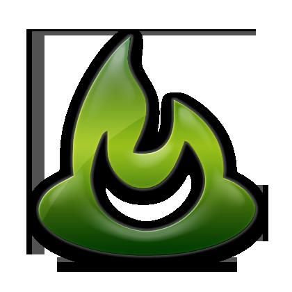 logo, feedburner icon