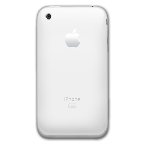 iphone, smartphone, white, cell phone, mobile phone icon