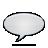grey, speech, bubble icon