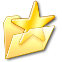 my favorites, folder, favorite icon